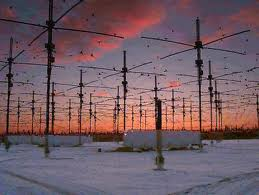 Weather control: HAARP