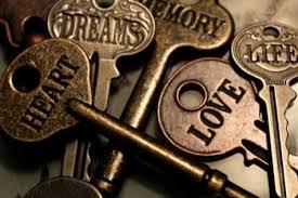 Keys to life.