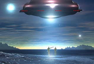 UFO Videos: Disney UFO Video Raises Questions
